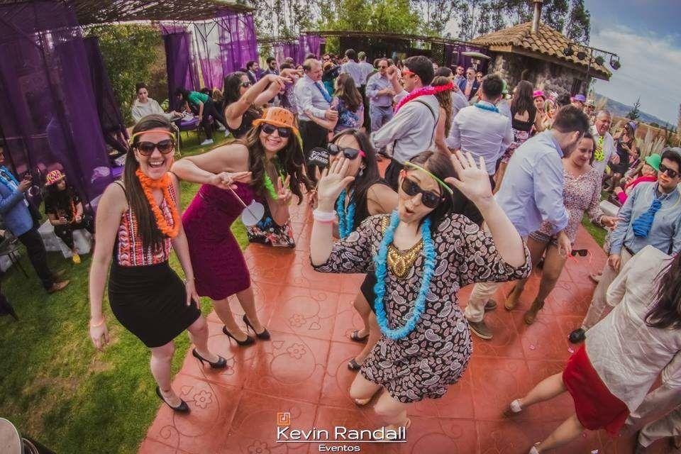 Kevin Randall - Eventos