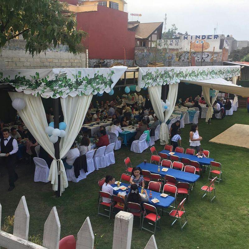 Los Olivos Jardín de Fiestas