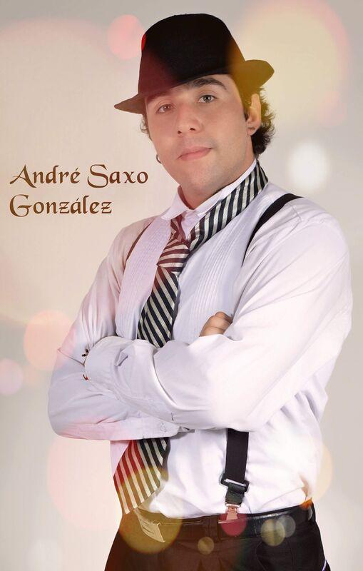 André Saxo Music