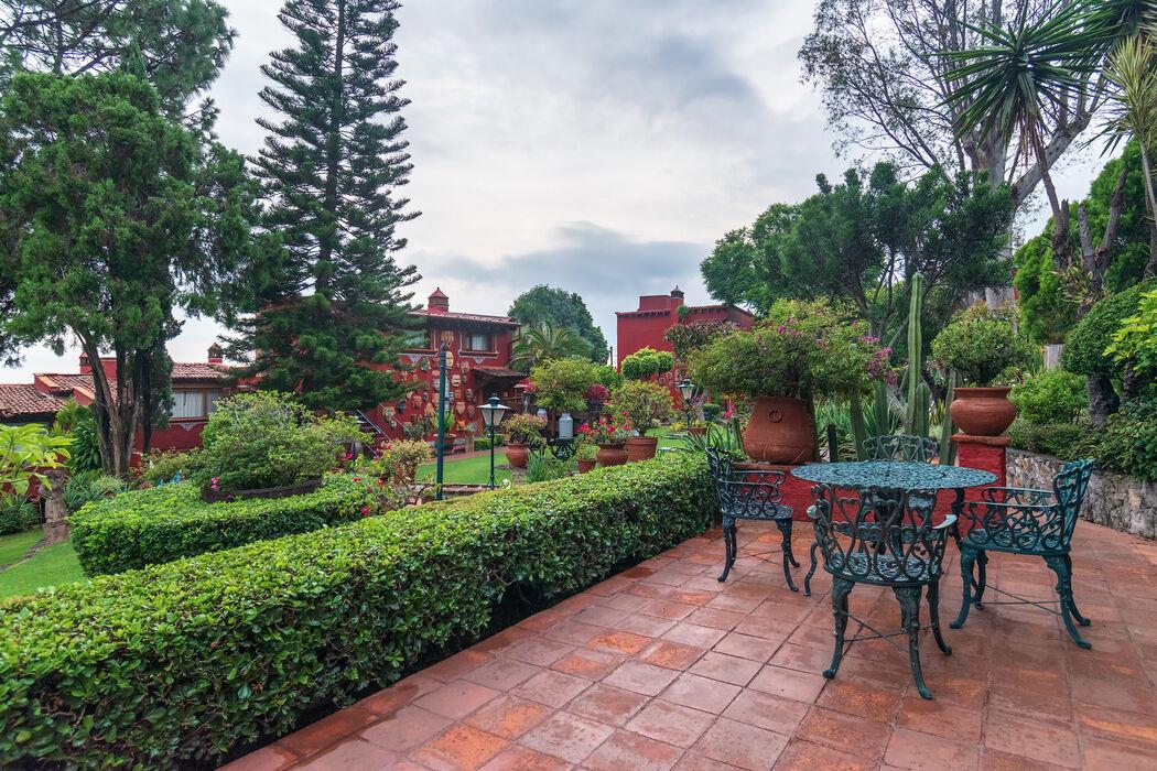 Salón Villa San José Hotel & Suites