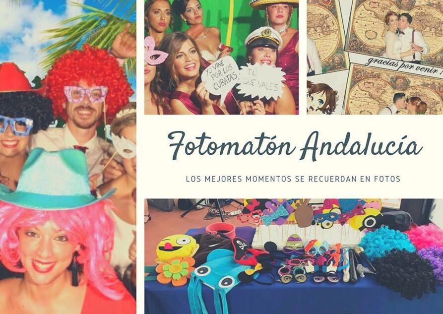 Fotomatón Andalucía