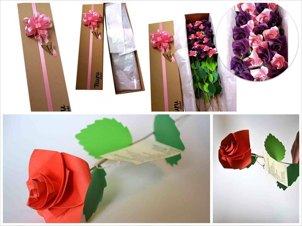 Tsuru Diseños en Origami