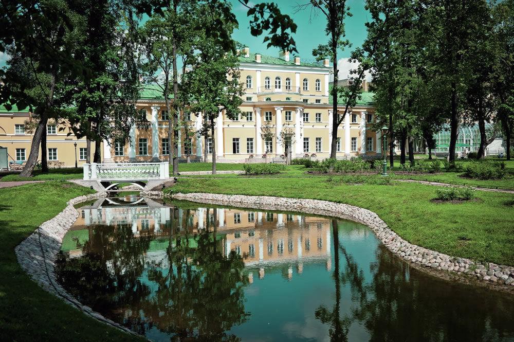 Музей-усадьба Г. Р. Державина