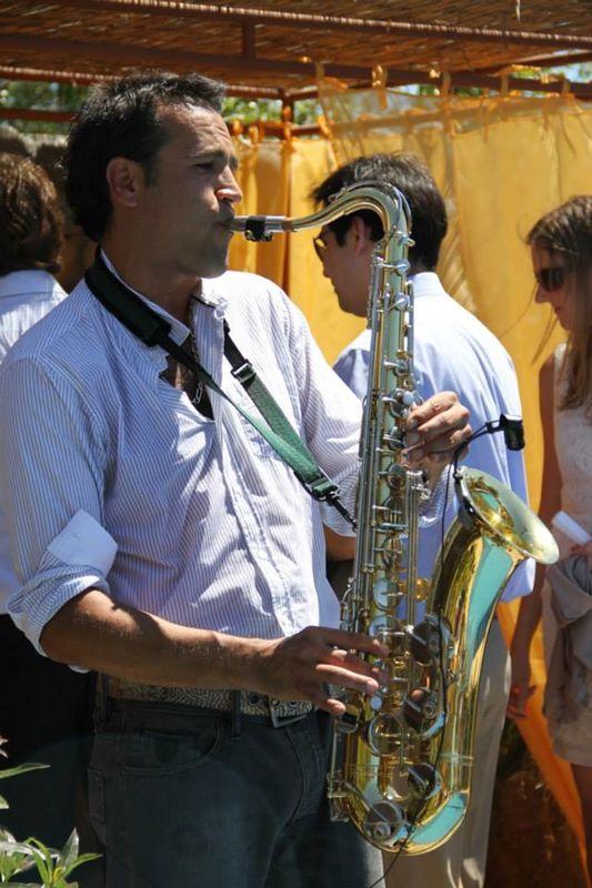Jaime Pardo Saxofonista