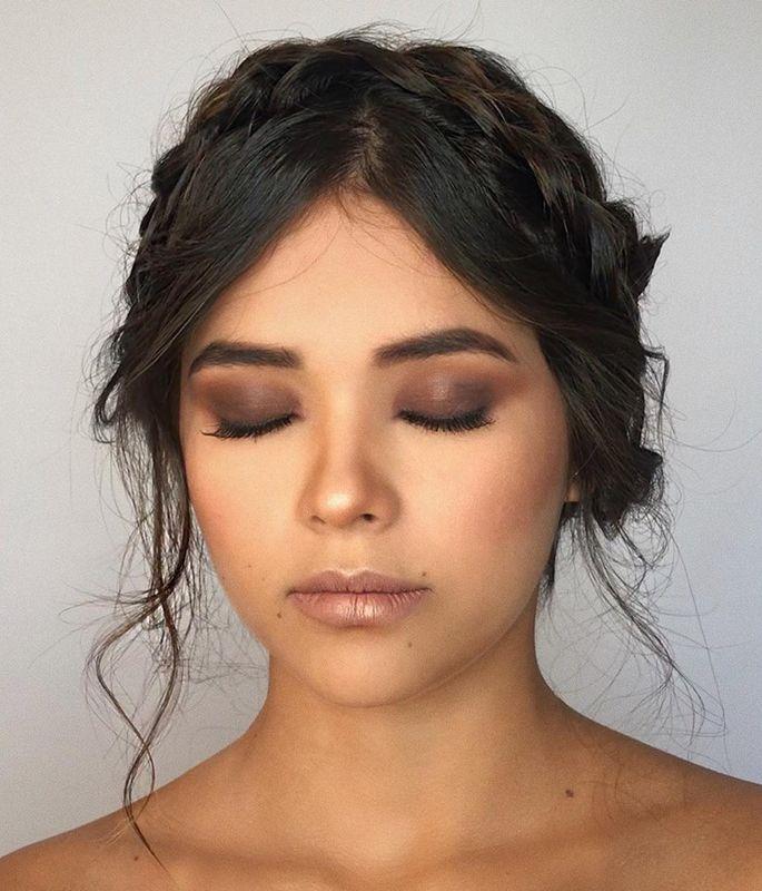 Make Up By Meli Morales