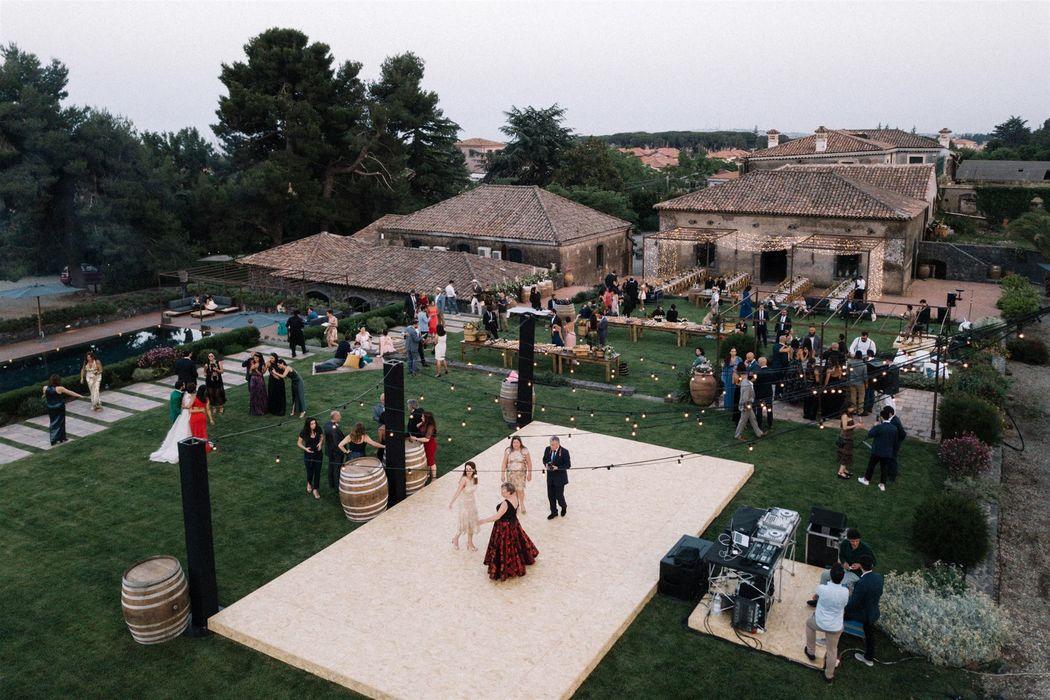 My Sicilian Wedding