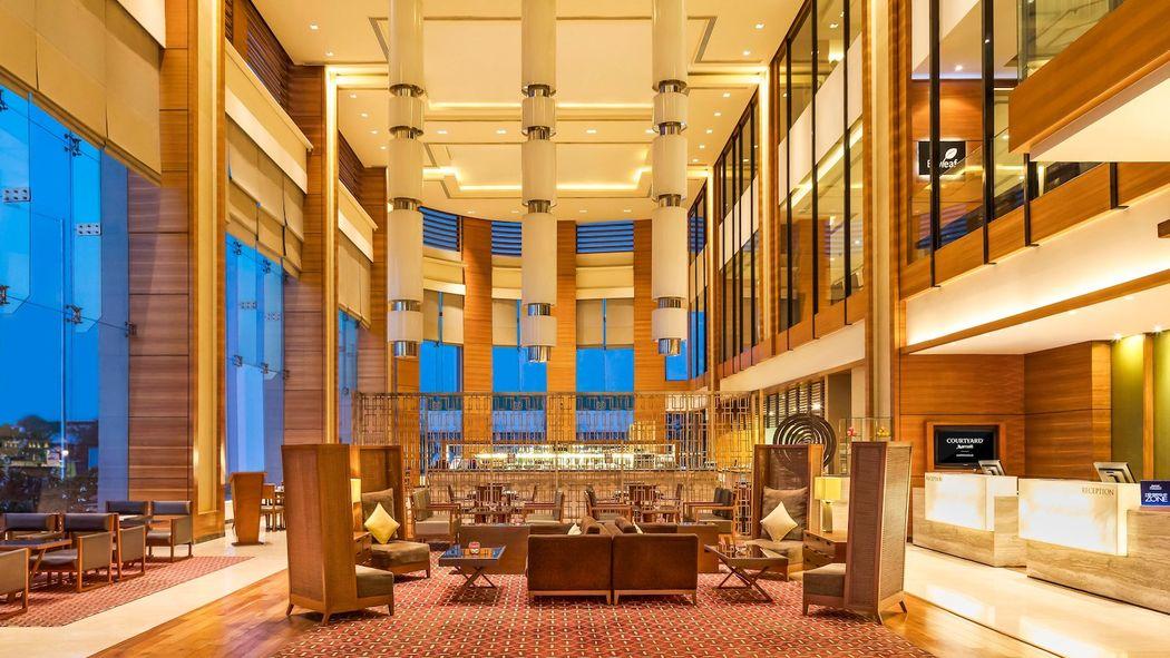 Courtyard Marriott Ahemdabad