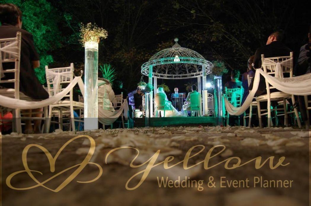 Yellow Wedding & Event Planner
