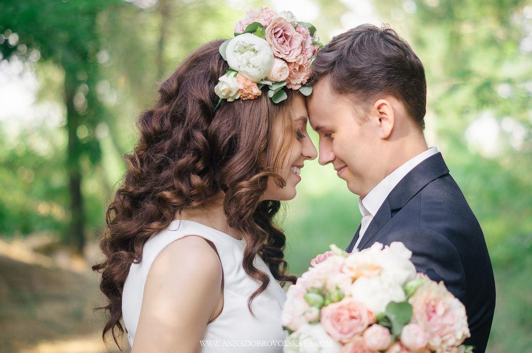 Свадебный фотограф Анна Добровольская