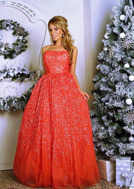 Аренда вечерних платьев Red Carpet Dress