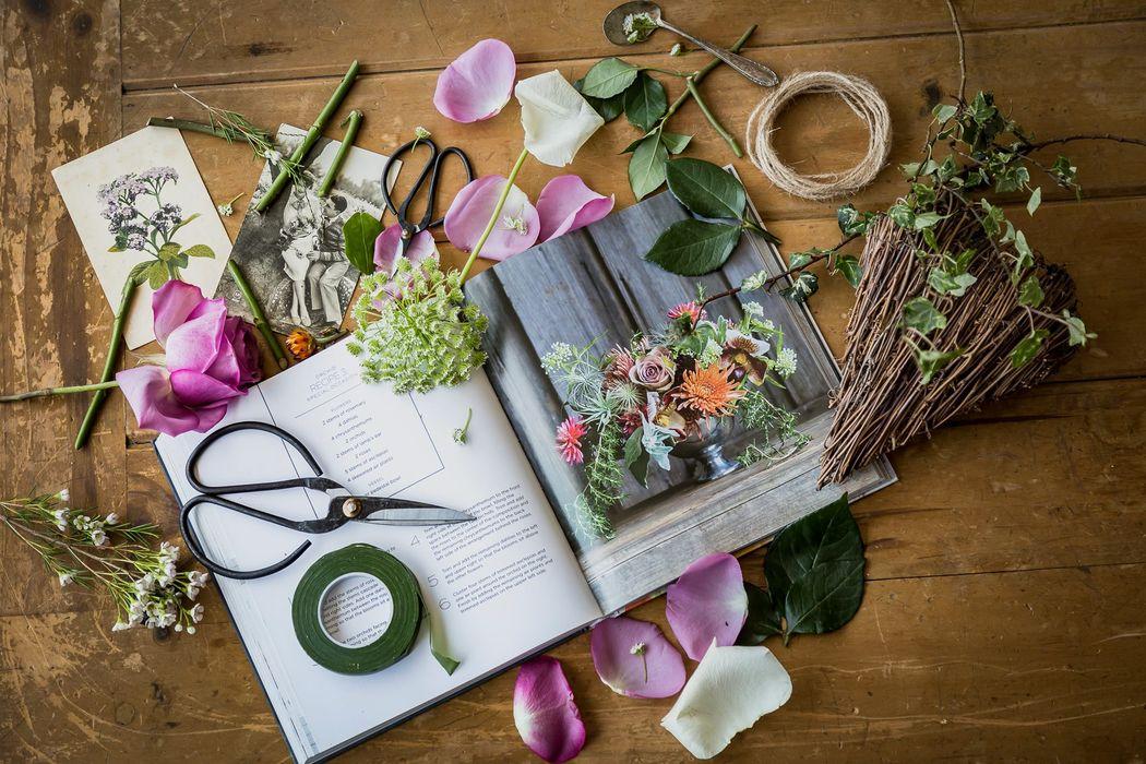 La Silvestre - estudio floral