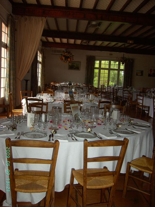 Maison de réception Lescloupé