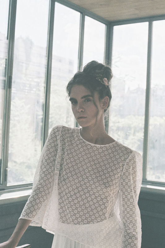 Donatelle Godart - Création de Robes de mariée sur mesure