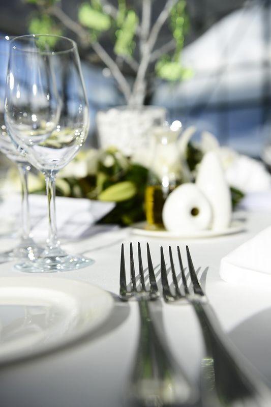 Beispiel: Tischdekoration, Foto: Mangerie.
