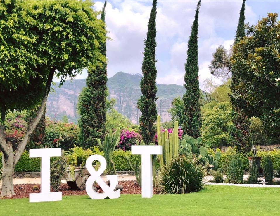 Jardín Los Faroles