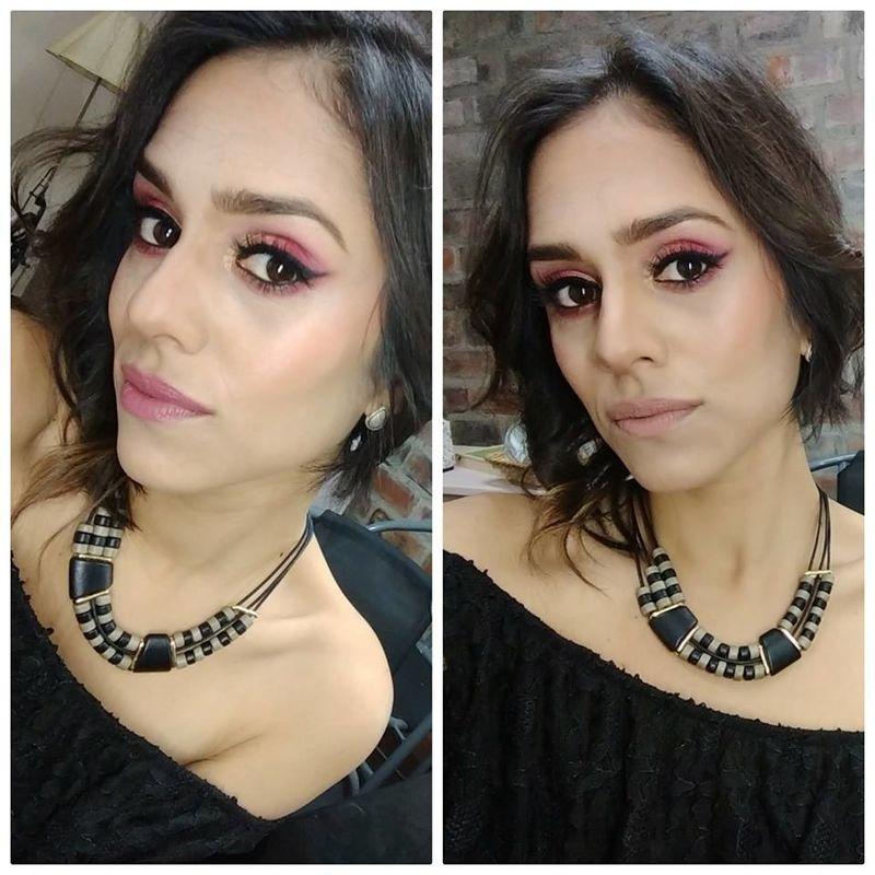 Solange Make Up