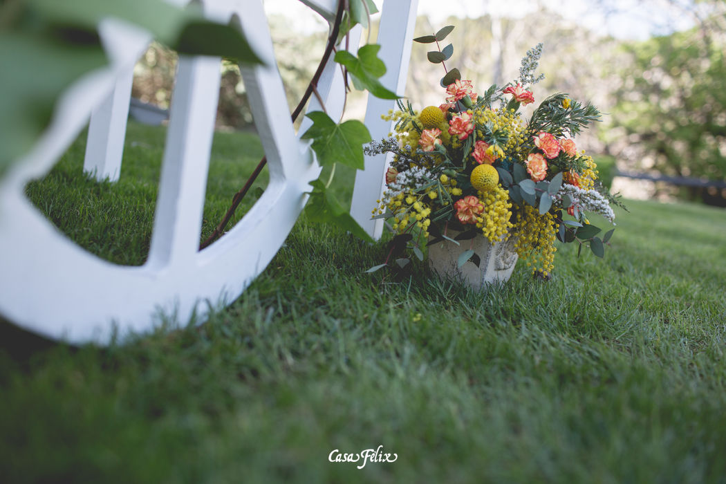 Arlequí - design and styling ecoweddings