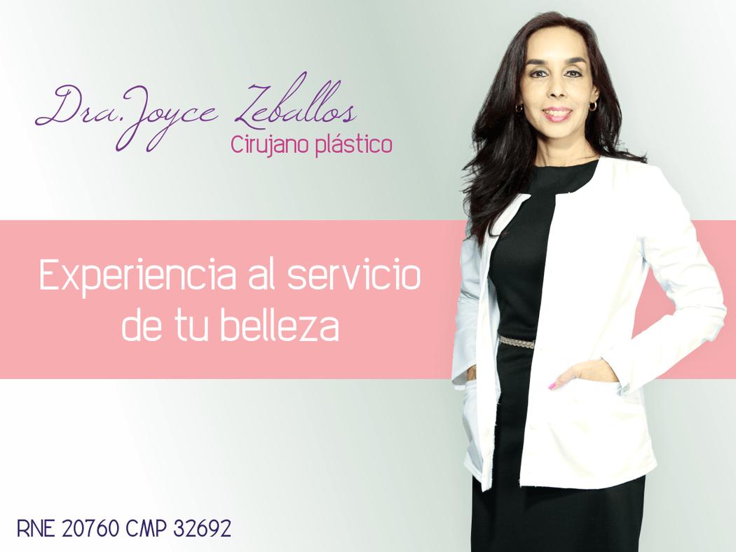 Dra. Joyce Zeballos