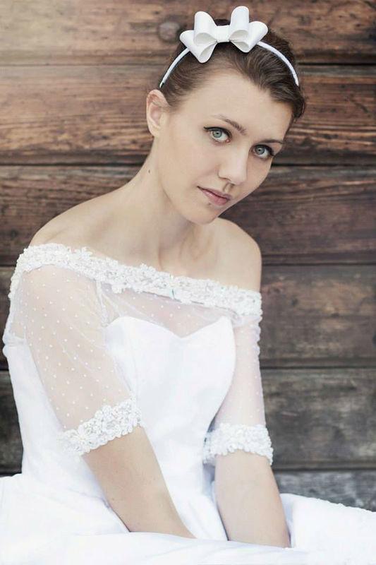 Blueberry Bride - akcesoria do włosów