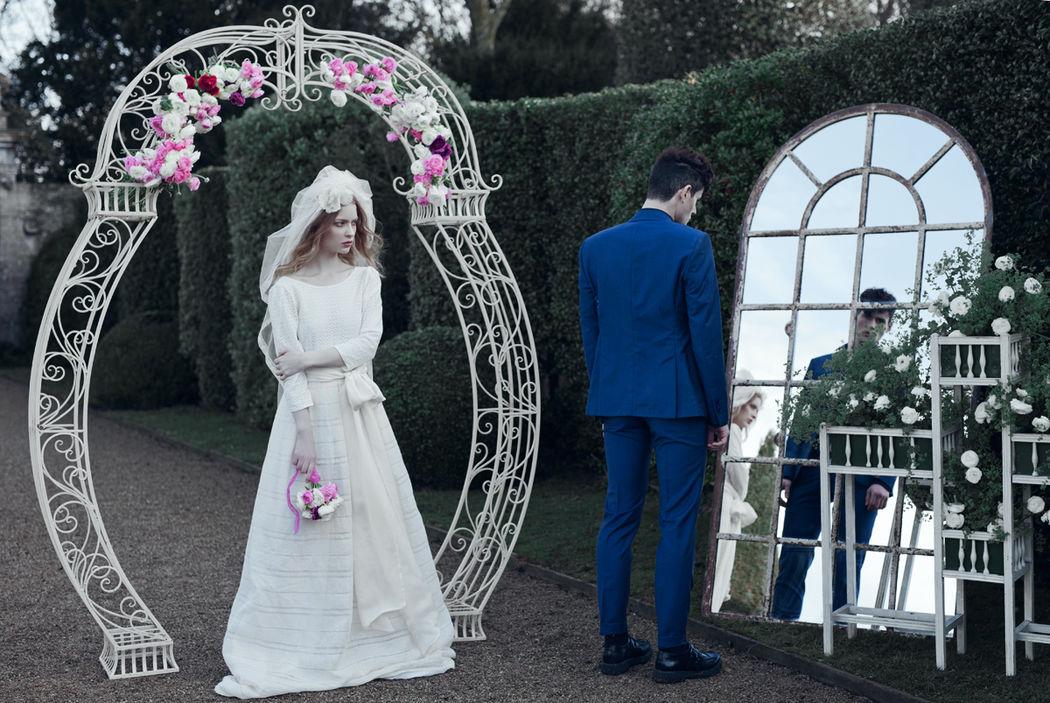 French Antique Wedding - Cérémonie