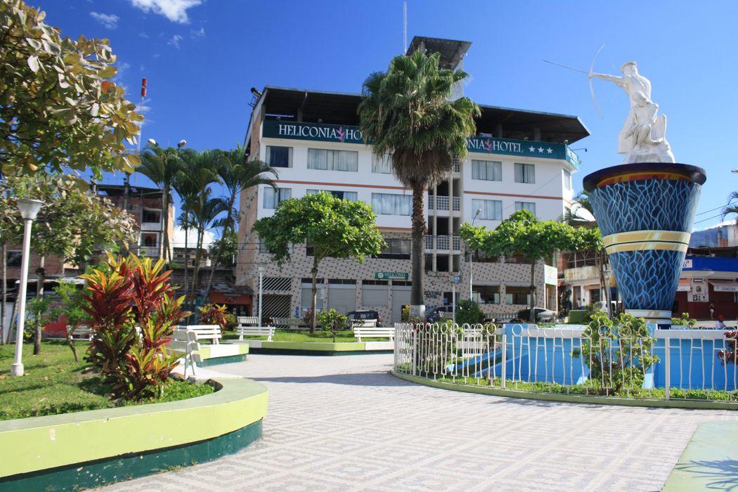 Aviró Hotel Chanchamayo