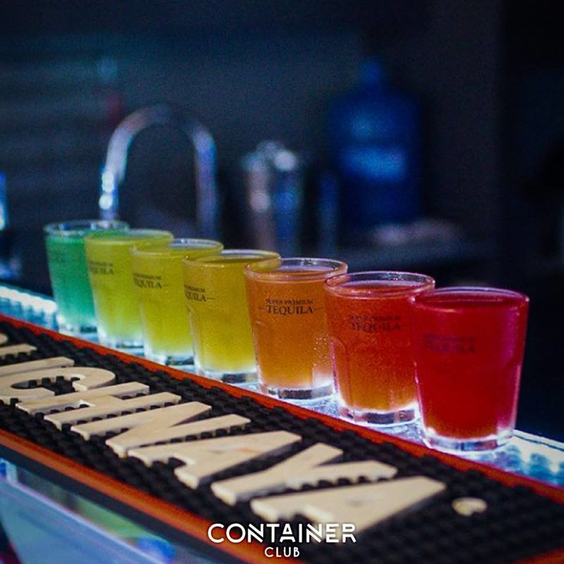 O Container Club