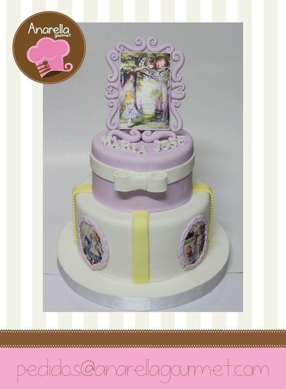 Anarella Gourmet  - Tortas de boda