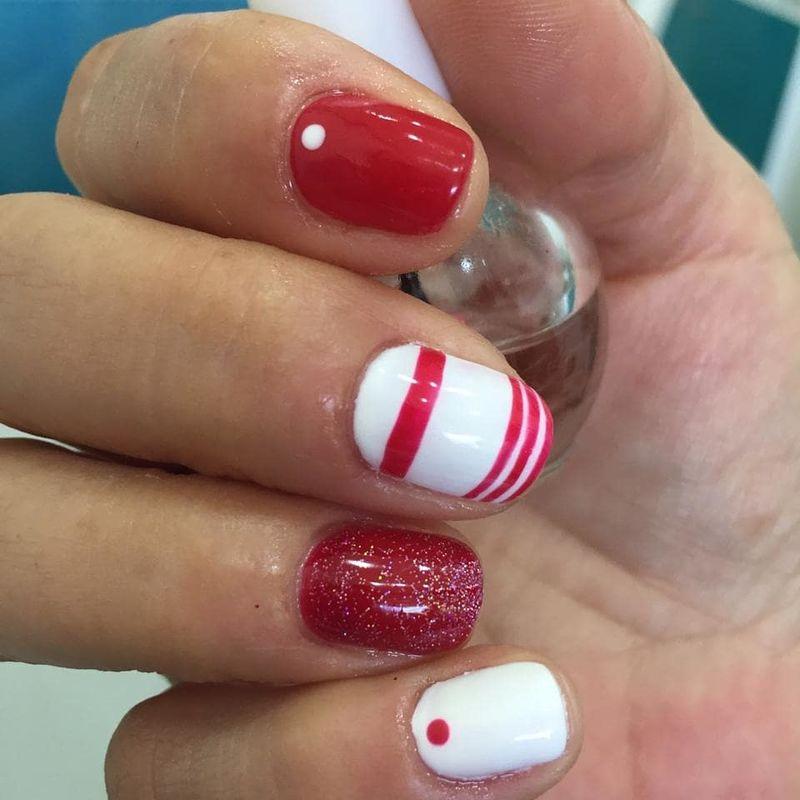Evelyn Cortes manicure y pedicure