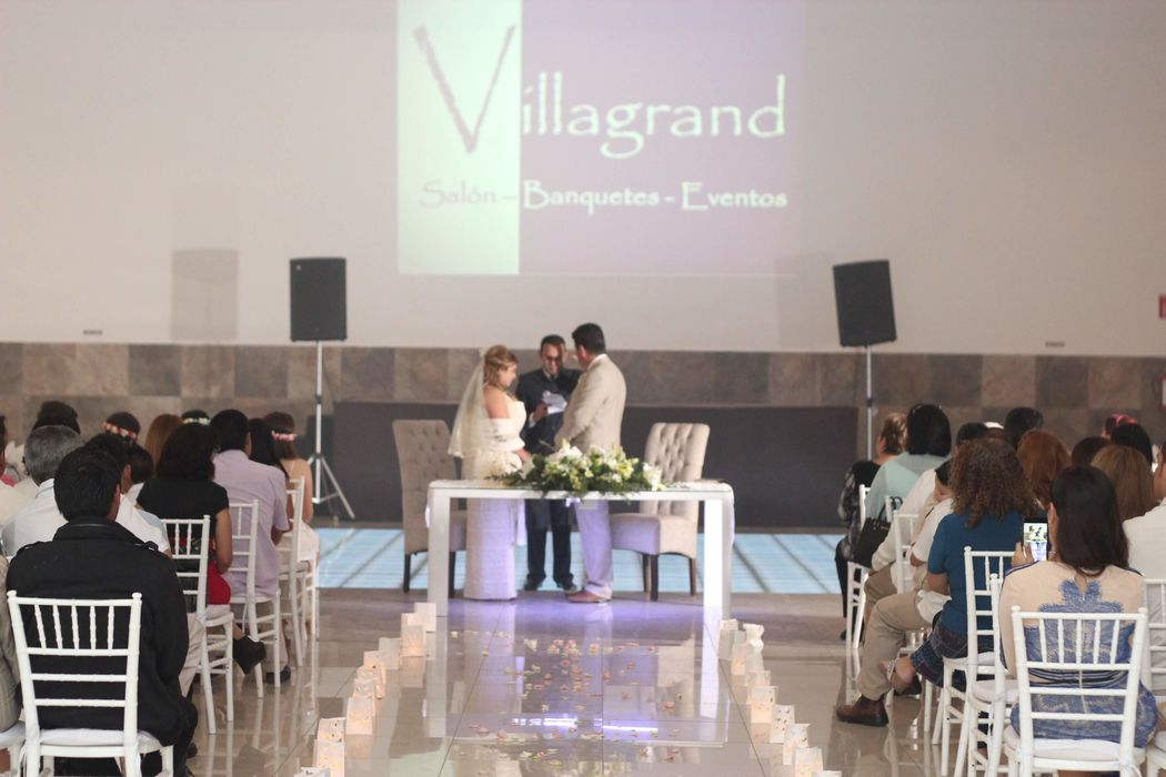 Villagrand Salón Banquetes y Eventos