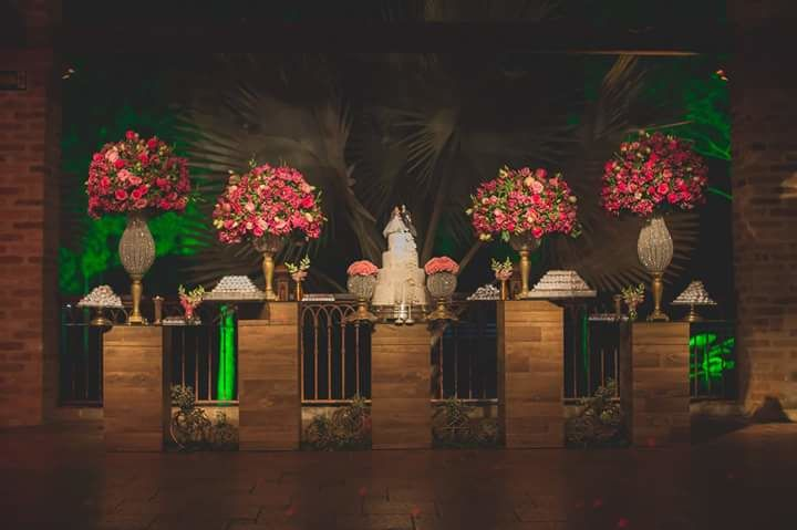 Vintage Flores e Decoração