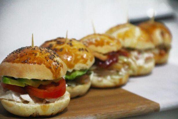 Sentidos Gourmet Banqueteria
