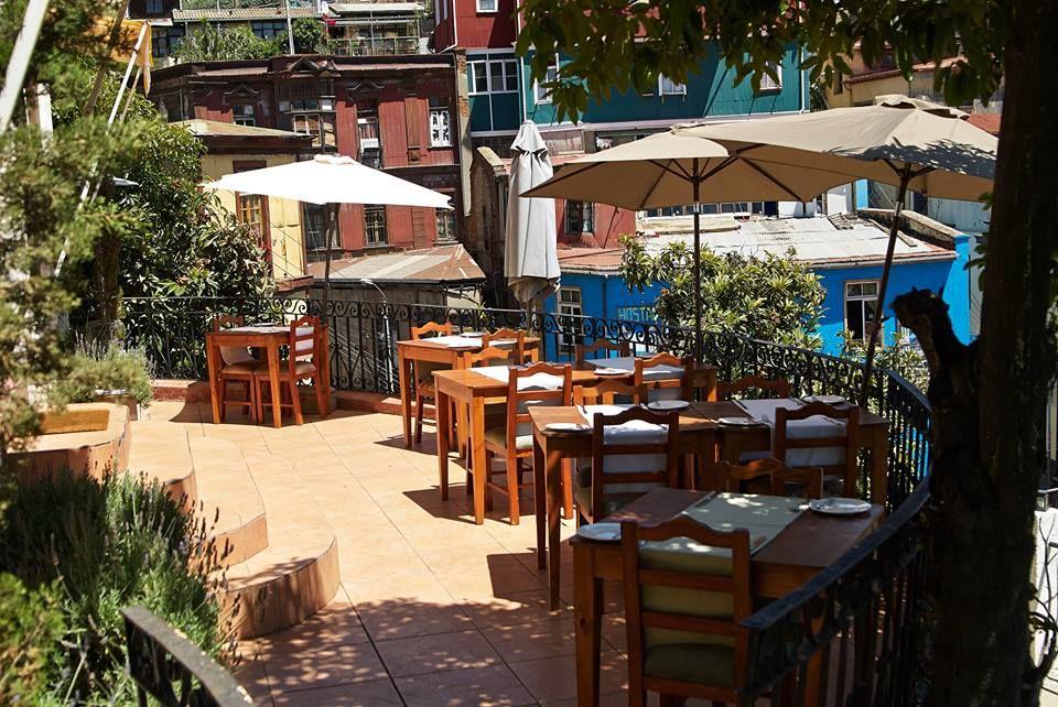 Restaurante La Caperucita y El Lobo