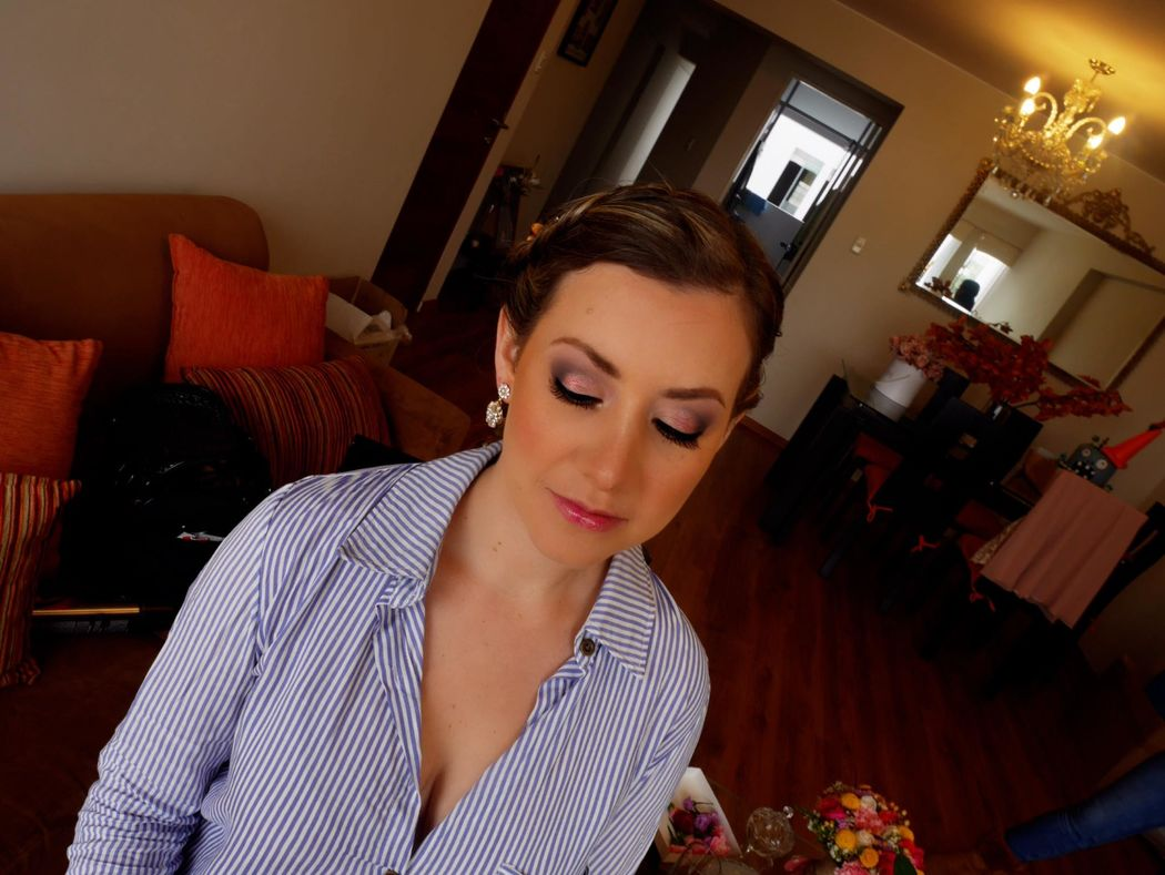 Samy Trauco MakeUp and Hair