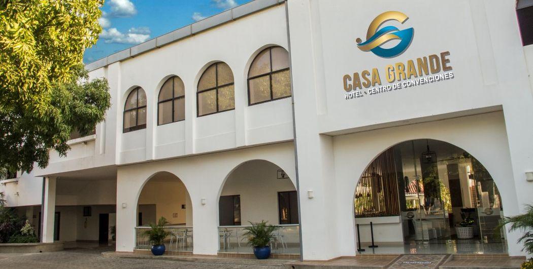 Hotel Casa Grande Santa Marta