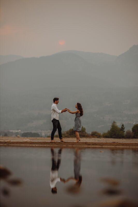 Horizons secrets - Liste de mariage : cadeau voyage mystère