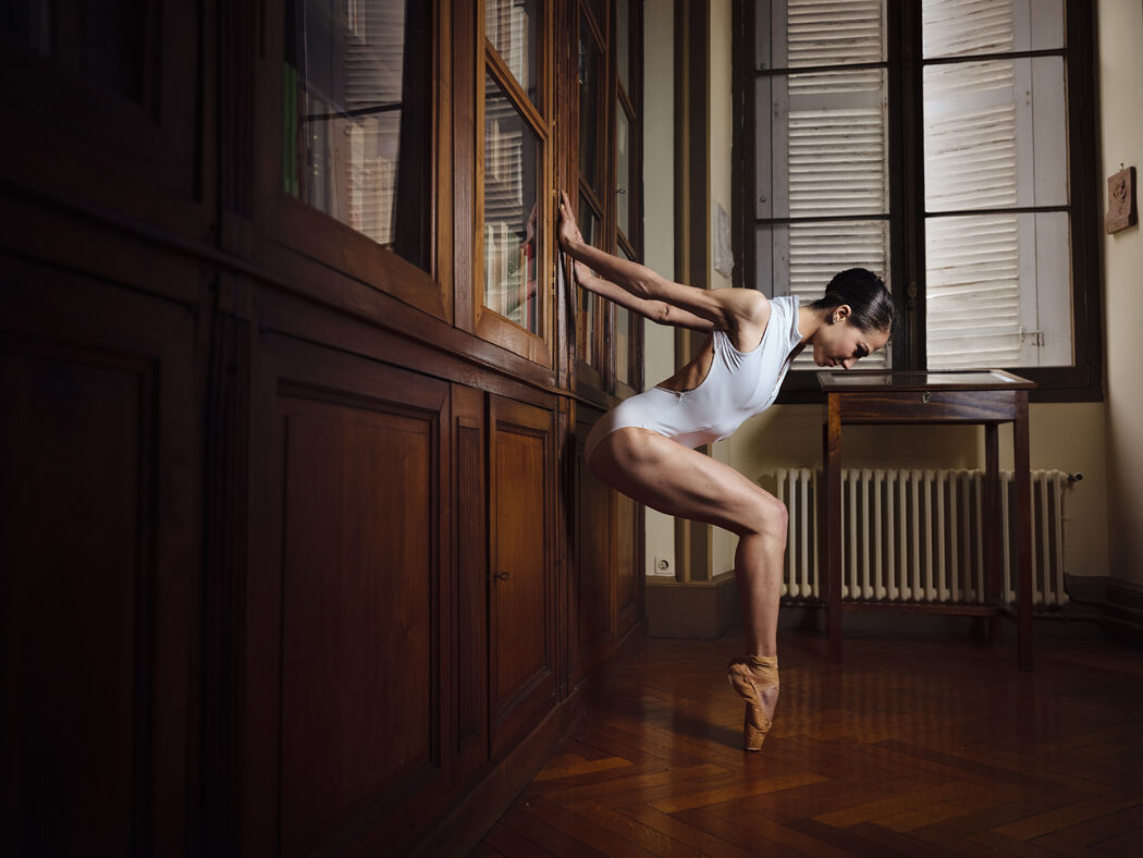 Aerial & Ballet by Joanna D