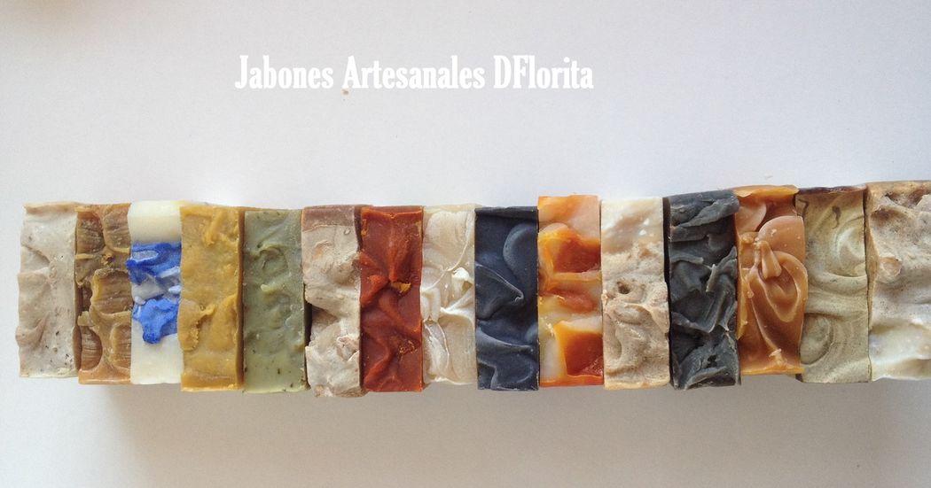 Jabones Artesanales DFlorita