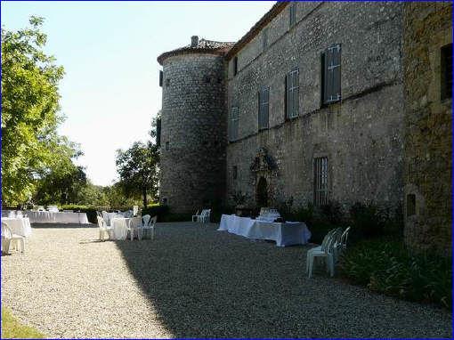 Château de Rousson