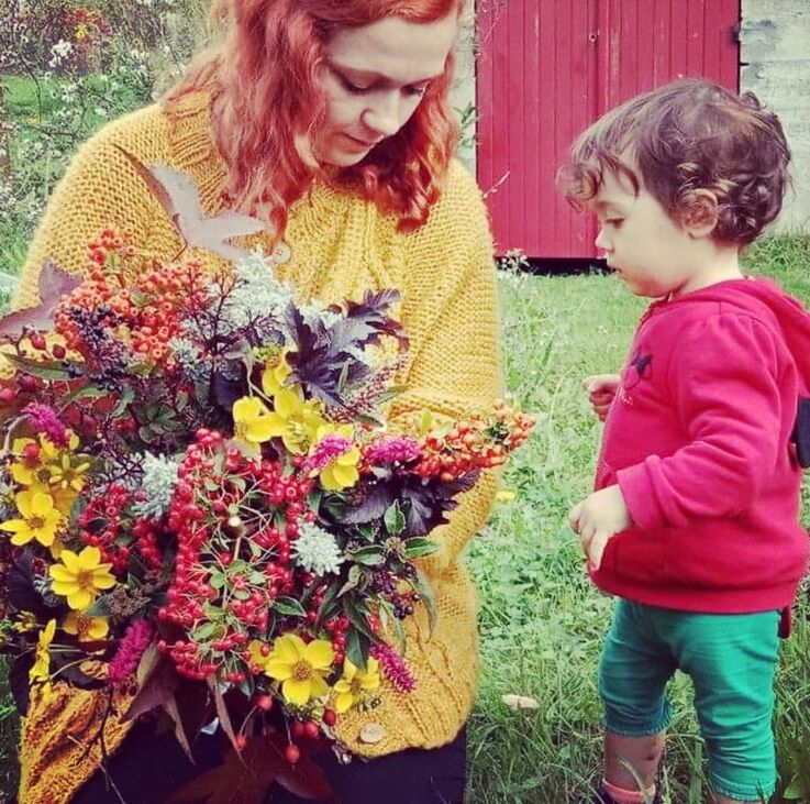 La P'tite Fleuriste