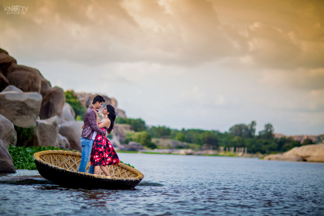 Knotty Affair by Namit & Vipul