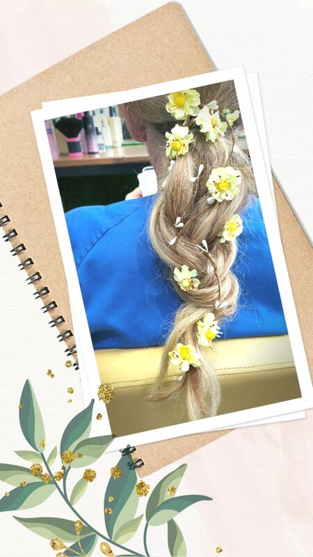 Hair&Beauty salon by kukina