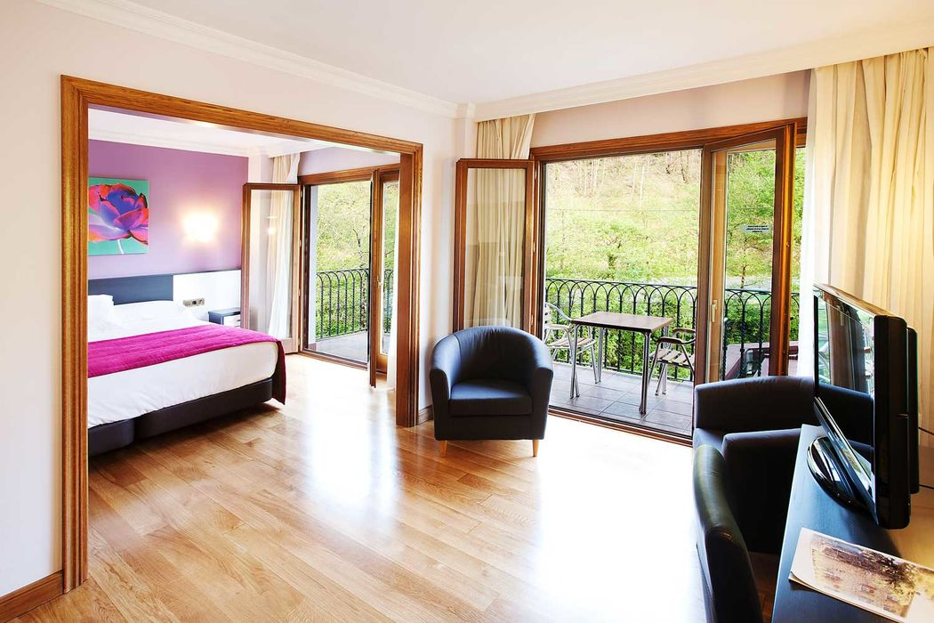 Hotel Venta Etxalar
