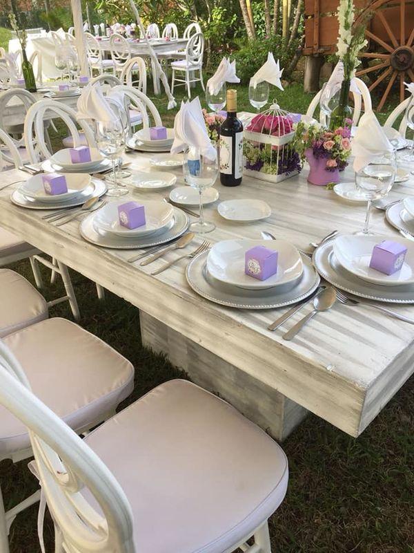 Banquetes Tissé