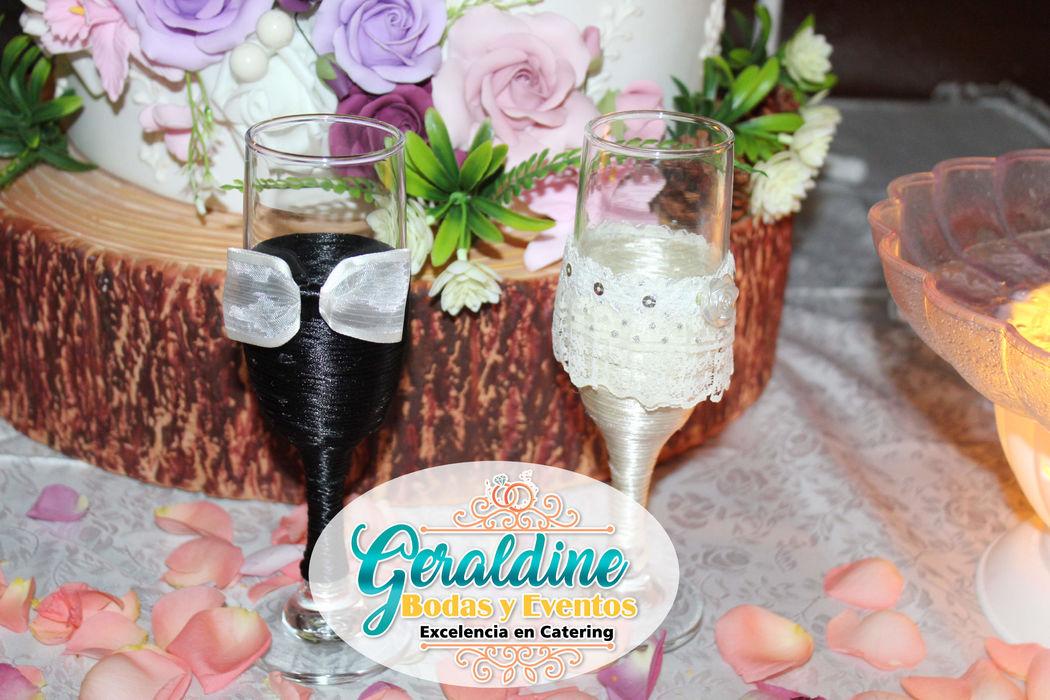 Geraldine Bodas y Eventos