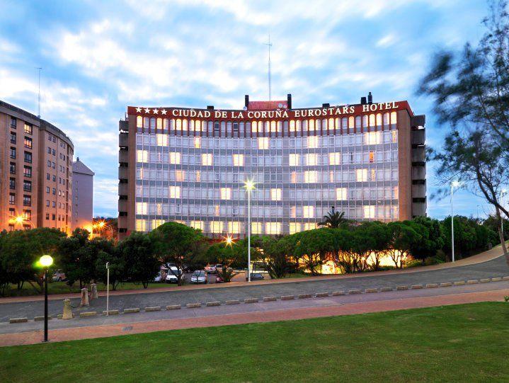 Hotel Eurostars Ciudad de Coruña