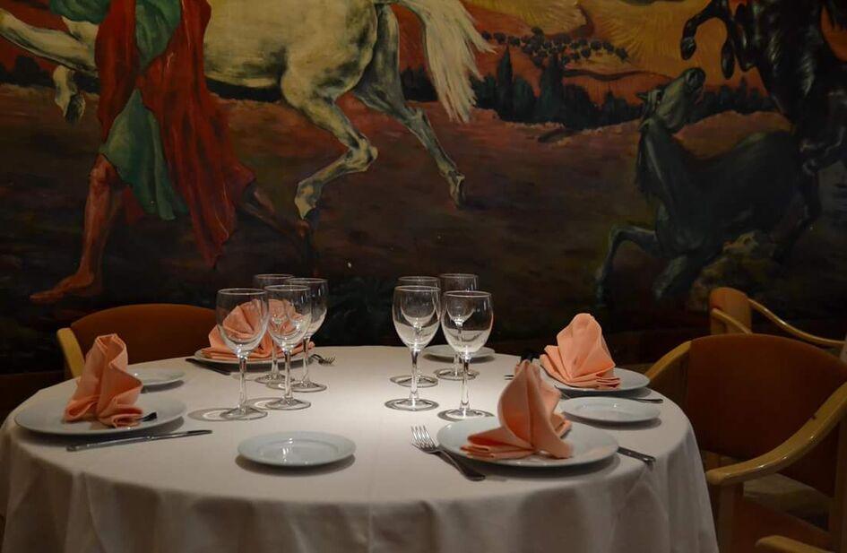 Restaurante Las Galeras