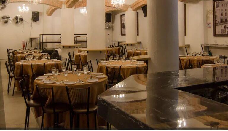 Hotel Escorial 1936