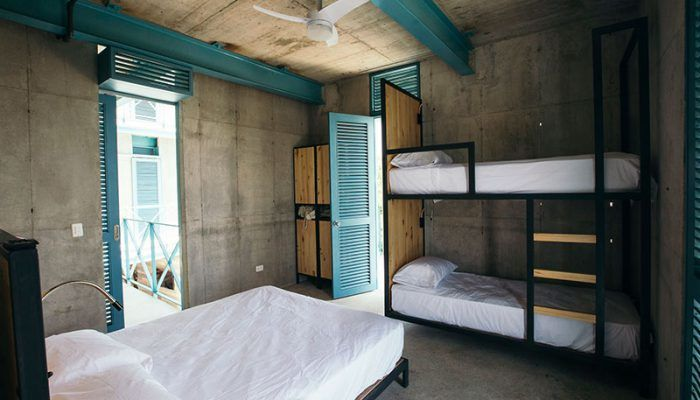 Stamp Hostels