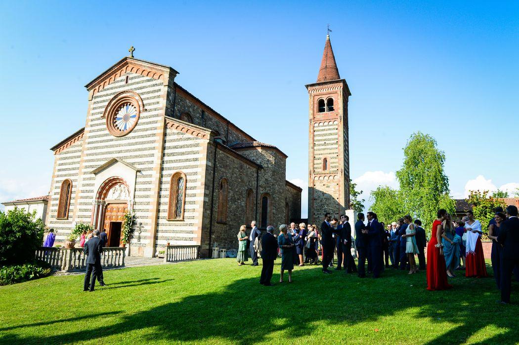 wedding castello di rezzanello
