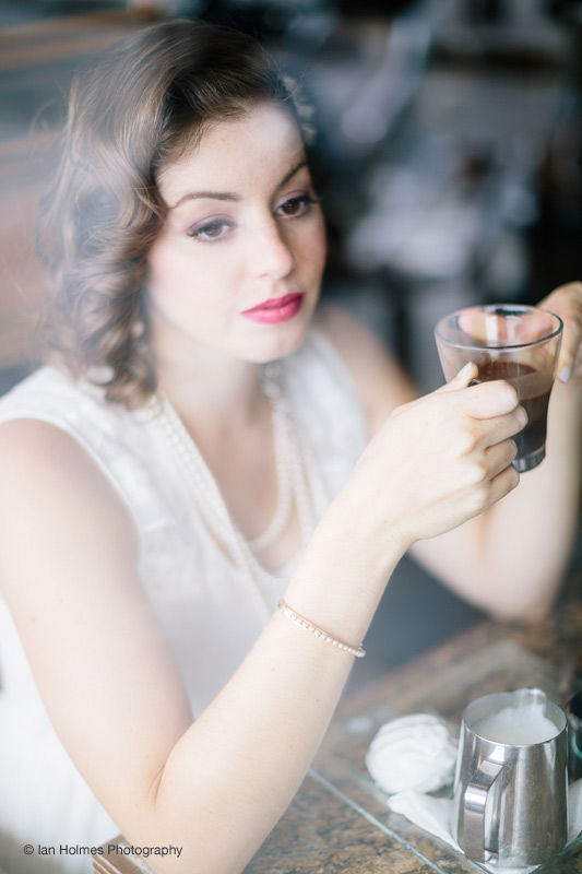 Miss Sanni Mai's makeup
